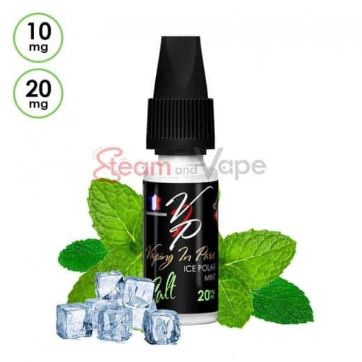 Ice Polar Mint Salt 10ml - Vaping in Paris