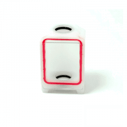 R4 Boro White - Billet Box Vapor