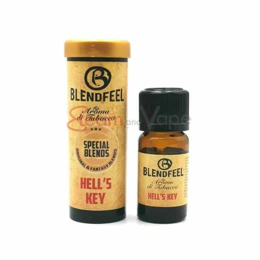 Concentrate Hell's Key - BlendFEEL