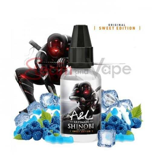 Concentrate Shinobi Sweet Edition - Ultimate - A&L