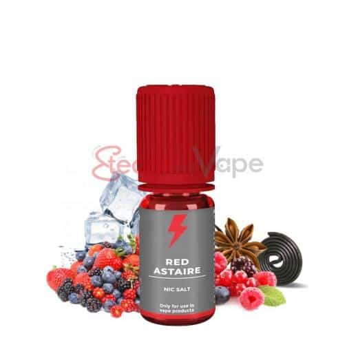 Red Astaire Nic Salts 10ml - T-Juice