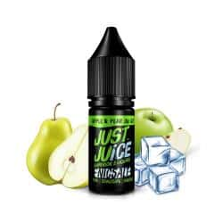 Apple & Pear On Ice Nic Salt - Just Juice