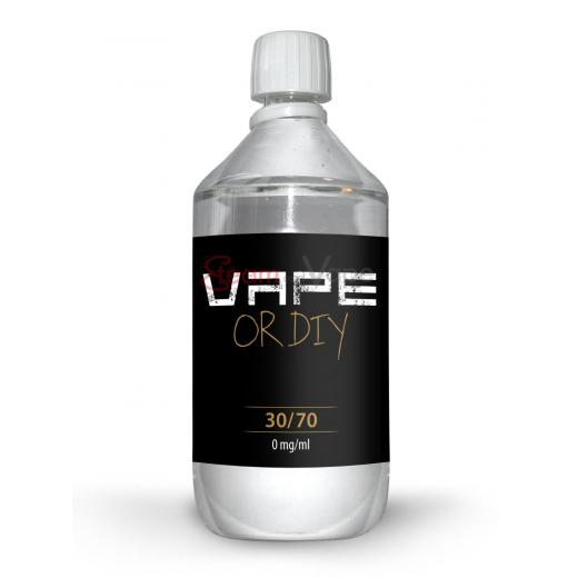 Base 30/70 - 1L - Vape or DIY