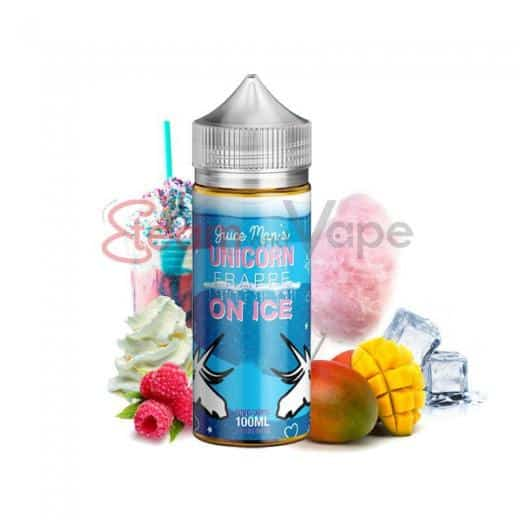 Unicorn Frappé On Ice 100ml - Juice Man