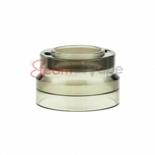 Top Cap Clear Black NOTOS RDA By Ino Factory