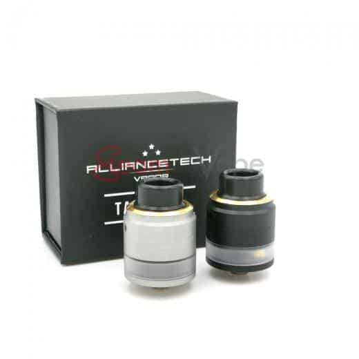 Flave 24 EVO Tank Matte Gold Ring - AllianceTech Vapor