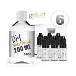 Pack Start 200ml 6mg/ml - Revolute