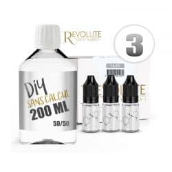 Pack Start 200ml 50/50 3mg/ml - Revolute
