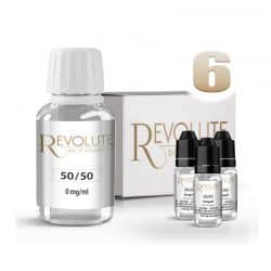 Pack Start 100ml 50/50 6mg/ml - Revolute