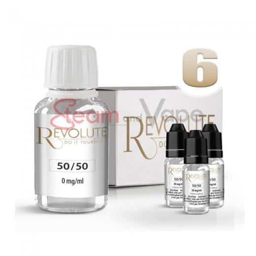 Pack Start 100ml 6mg/ml - Revolute