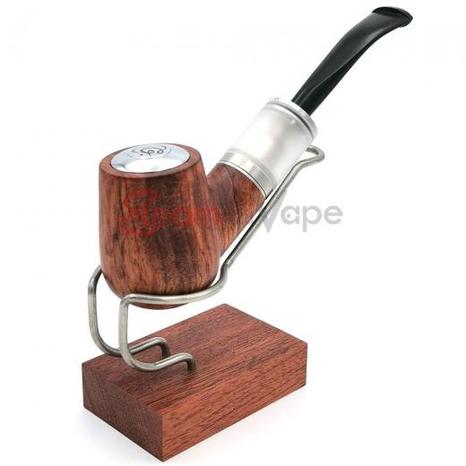 E-Pipe Bent Rosewood - Créavap