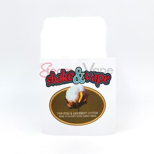 Shake and Vape Cotton