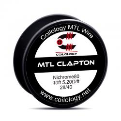 MTL Clapton Ni80 10ft - Coilology