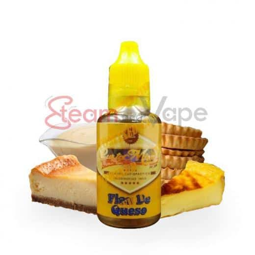 Concentré Flan de Queso 30ml - Customixed