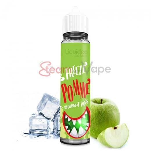 Pomme 50ml Freeze - Liquideo